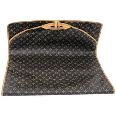 Louis Vuitton Monogram Garment Cover (Canvas on both sides)