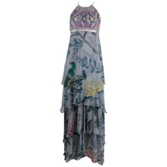 Matthew Williamson Then English Garden Dress AW2006