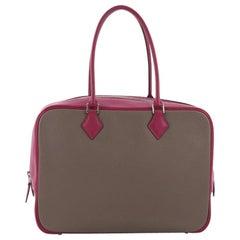 Hermes Plume Bag Bicolor Epsom 32