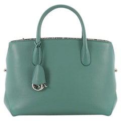 Christian Dior Bar Bag Leather Medium