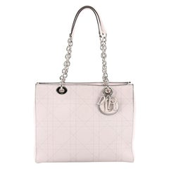 Christian Dior Ultradior Tote Stitched Cannage Grained Calfskin Medium