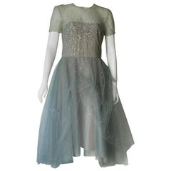Gray Evening Dresses and Gowns