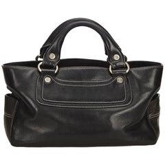 Celine Black Leather Boogie