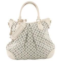 Louis Vuitton Marina Handbag Mini Lin Croisette PM