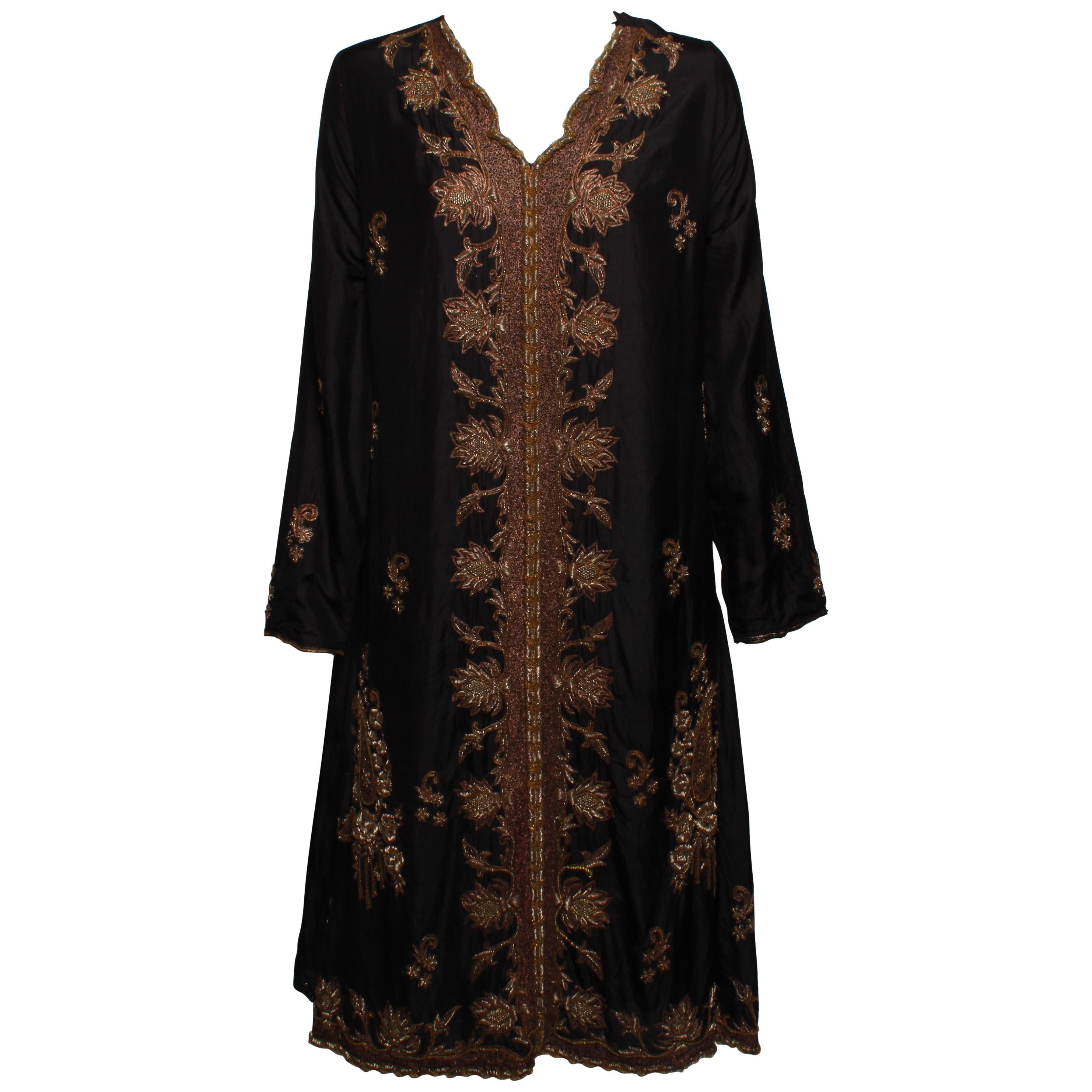 1d1b5169a61 Embroidered Cotton Dresses - 49 For Sale on 1stdibs