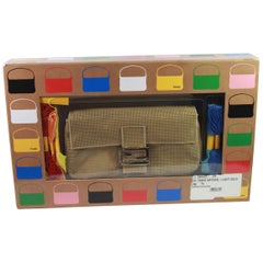 2009 Limited Edition Fendi Baguette Mezzo Punto Sew Kit