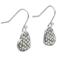 Guess Women Earrings metal silver