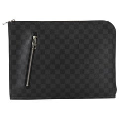 Louis Vuitton Poche Documents Damier Graphit