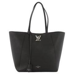 Louis Vuitton Lockme Cabas Leather