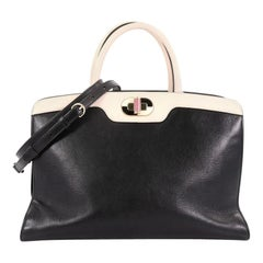 Bvlgari Isabella Rossellini Bag Leather Medium