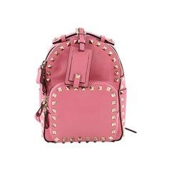 Valentino Rockstud Backpack Leather Mini