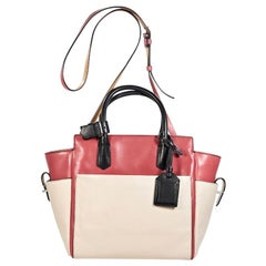 Multicolor Reed Krakoff Leather Satchel