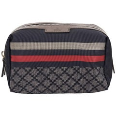 Multicolor Gucci Printed Nylon Cosmetic Pouch