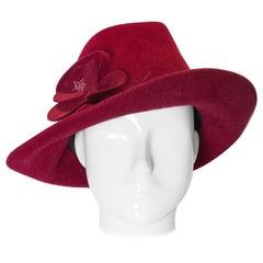 Vintage Peter Bettley Felt Hat