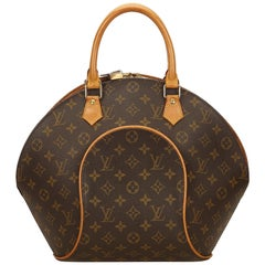 Louis Vuitton Brown Monogram Ellipse MM