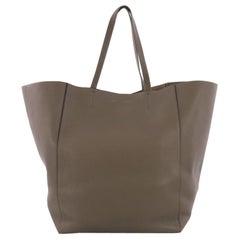 Celine Phantom Cabas Tote Leather Large