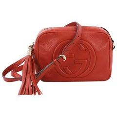Gucci Soho Disco Crossbody Bag Leather Small