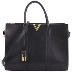 Louis Vuitton Very Tote Monogram Leather GM