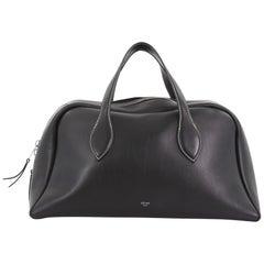 Celine Bowling Bag Leather Large