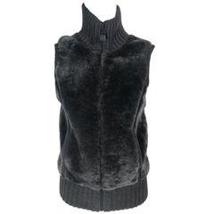 Chanel Lambskin Vest