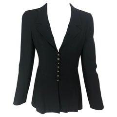 Chanel Button Up Blazer