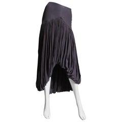 Romeo Gigli High Low Skirt