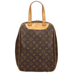 Louis Vuitton Brown Monogram Excursion