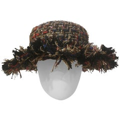 Laurence and Chico Tweed Hat