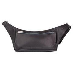 2011 Hermès Raisin Evercalf Leather Chiquita Belt Bag