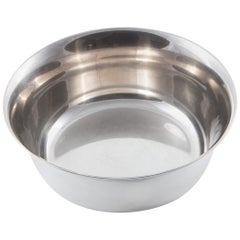 Hermes Silver Plated Table Decorative Bowl