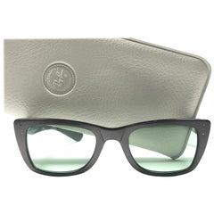 Vintage Ray Ban Caribbean Space Grey 1960 Mid Century B&L USA Sunglasses