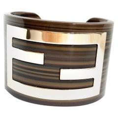 Fendi Cuff Bracelet