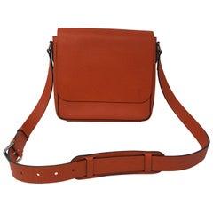 Louis Vuitton Orange Messenger Bag