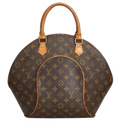 Louis Vuitton Monogram Ellipse MM Bowling Bag