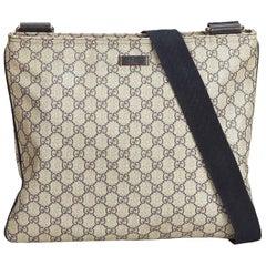 Gucci Brown Guccissima Crossbody Bag