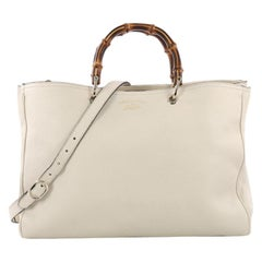 Gucci Bambus Große Shopper Tasche