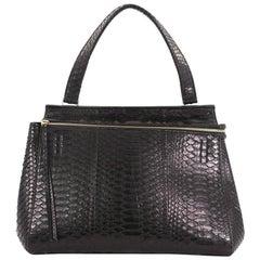 Celine Edge Bag Python Medium