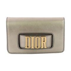 Christian Dior Dio(r)evolution Clutch Leather Small