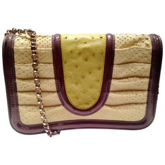 Contemporary & New Italian Leather & Exotic Skin Handbag By Pauric Sweeney