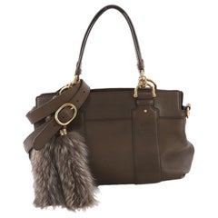 Gucci Smilla Tote Leather Small