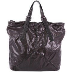 Bottega Veneta Spinnaker Tote Nylon Large