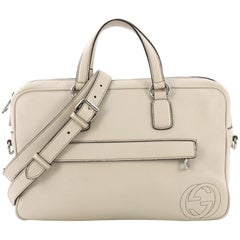 Gucci Soho Briefcase Leather