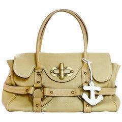 Luella Beige Leather Handbag