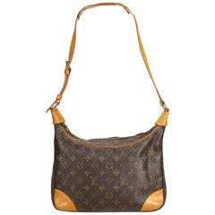 Louis Vuitton Monogram Boulogne Tasche PM braun