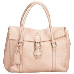 Fendi Pink New Linda Selleria Bag