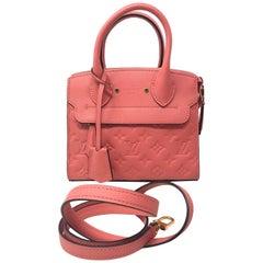 Louis Vuitton Empreinte Pink Pont Neuf Mini