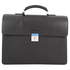 Louis Vuitton Neo Robusto 3 Briefcase Taiga Leather