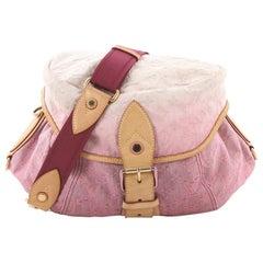 Louis Vuitton Sunshine Handbag Denim