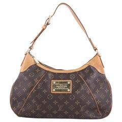 Louis Vuitton Thames Handbag Monogram Canvas GM