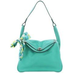 Hermes Lindy Handbag Swift 30